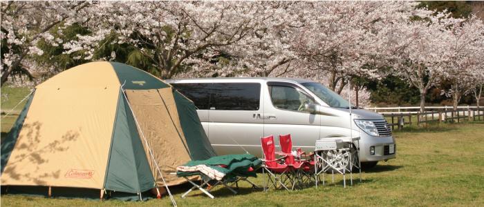 手ぶらでキャンプできる 成田ゆめ牧場