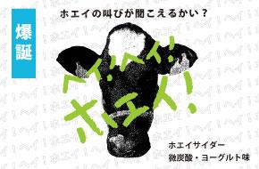 ホエイサイダー新発売キャンペーン!