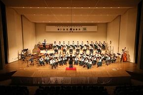 成田国際高校吹奏楽部演奏会
