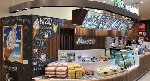 Narita Dream Farm Ario Kameari Store