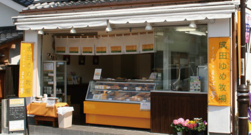 Narita Dream Farm Yakushido Store
