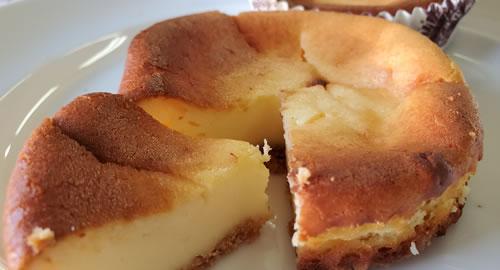 ベイクドチーズケーキ作り教室